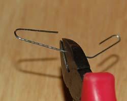cutting paper clip