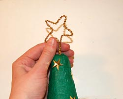 adding star to tree