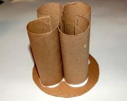 tubes on glue
