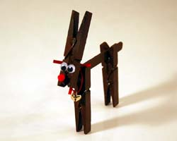 reindeer craft for children