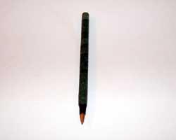 green pen