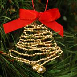 bell ornament craft