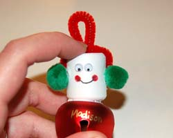 adding head to the jingle bell
