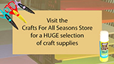 Visit the Crafts For All Seasons Store