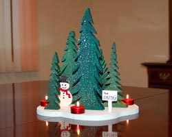 wood christmas crafts