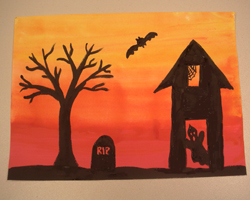 Halloween Craft Ideas on Did You Make This Craft  Do You Have Comments Questions To Share