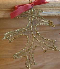 gold leaf craft