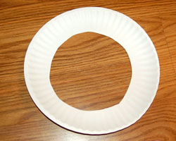 paper plate wreath2