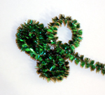 finishing pipe cleaner shamrock