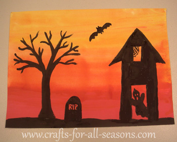 halloween art and craft ideas project 6653