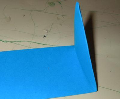 folding triangles