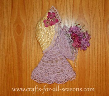 Broom girl craft