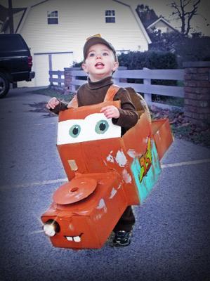 Handsome Little Mater
