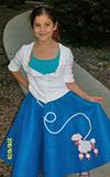 50's Girl Costume