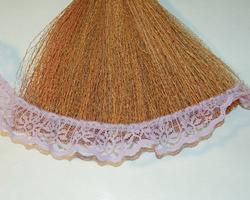 broom flower girl