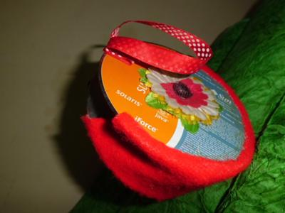 CD Purse Craft