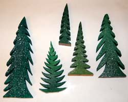 Christmas wood craft