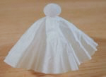 coffee filter angel craft