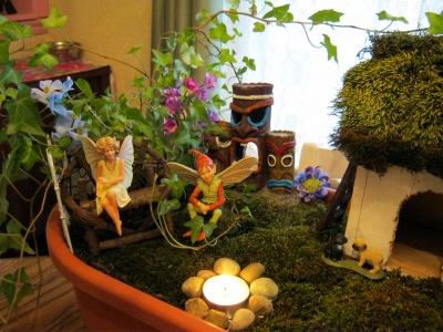 Creating a Faerie Garden