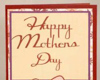 cricut mothers day card