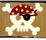 cricut pirate card