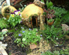 Unique Fairy Garden