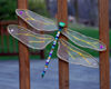 window screen dragonfly craft