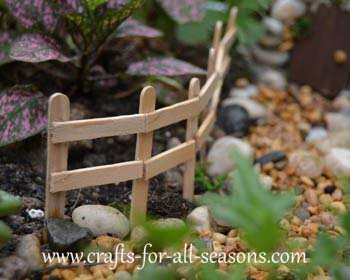 Remarkable Make A Fairy Garden From The Furniture To The Fairies Ibusinesslaw Wood Chair Design Ideas Ibusinesslaworg
