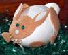 foam egg bunny