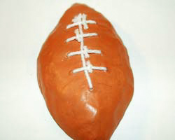 football coin holder