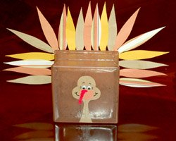glass block turkey