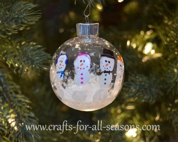 fingerprint snowmen ornaments handprint snowman ornament 2019