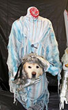 Headless Ghost Dog Costume