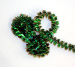 Irish hair clip