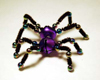 Jingle Bell Spider Craft