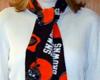 no sew fleece scarf