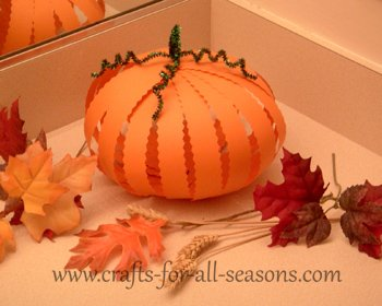 Beautiful Fall Crafts