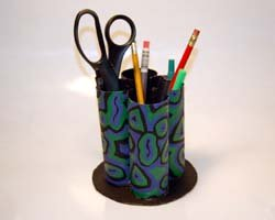 pencil cup holder