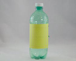 pop bottle craft