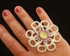 pop tab ring