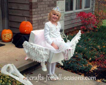 princess on a pegasus