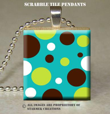 Scrabble tile necklace aloadofball Image collections