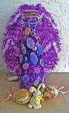 Decorative Easter Bottle