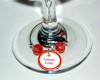 homemade wine charms
