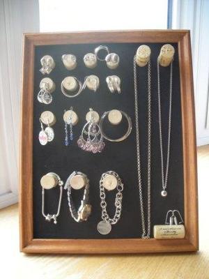 jewelry cork