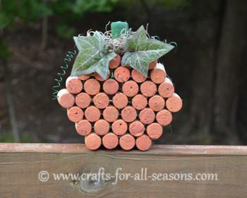 wine cork craft