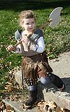 Astrid from How to Train Your Dragon Costume