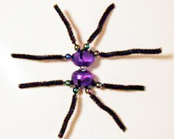 jingle bell spider