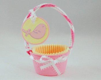 mini Easter baskets