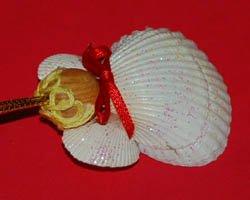 seashell angel